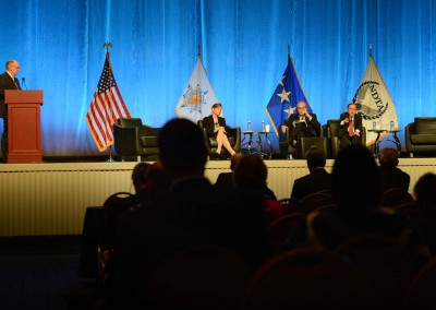 NDTA-USTRANSCOM 2015 Fall Meeting. DOD photo by Marvin Lynchard