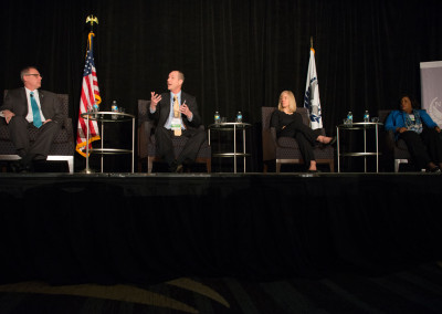 Panel discussion on the way ahead in government travel, at GovTravels 2016 (Photo by Cherie Cullen)