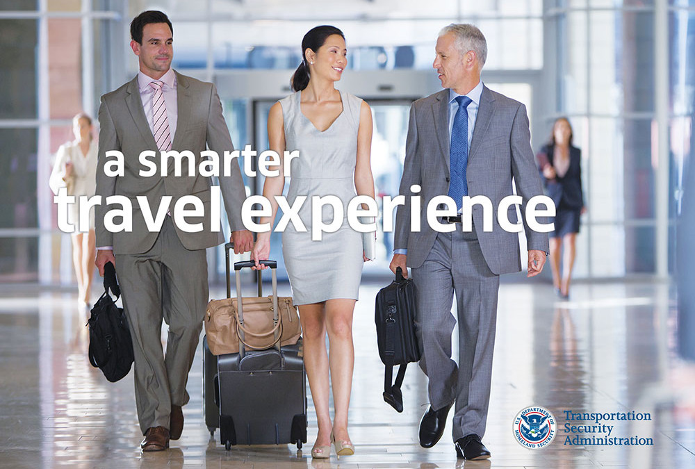 Enjoy a Smarter Security Screening Experience – Enroll in a Trusted Traveler Program