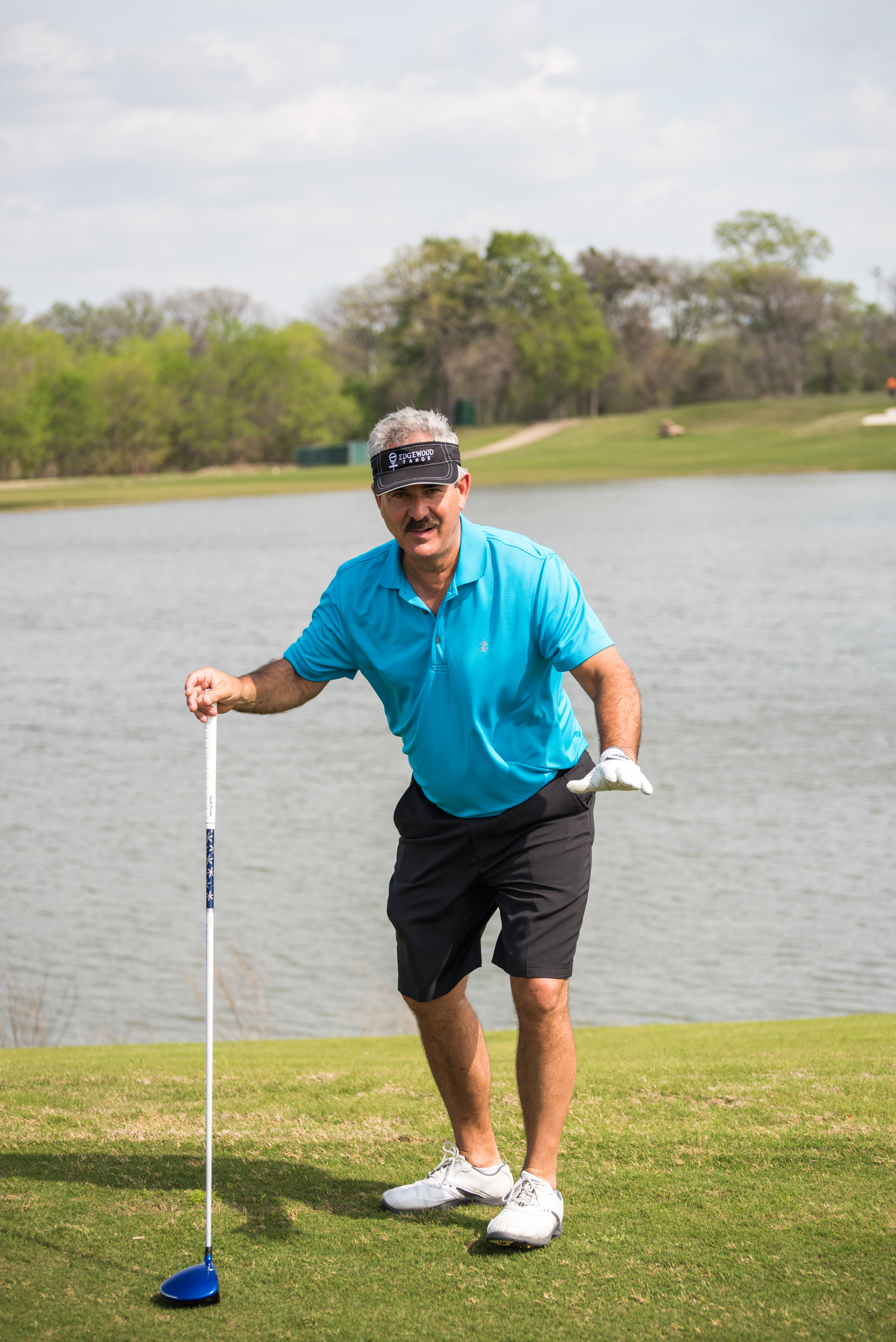Dallas Ft. Worth Chapter golf tournament, March 23, 2016. (Photo by Ian Womack)