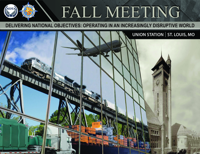 Speakers & panelists announced for NDTA-USTRANSCOM 2016 Fall Meeting