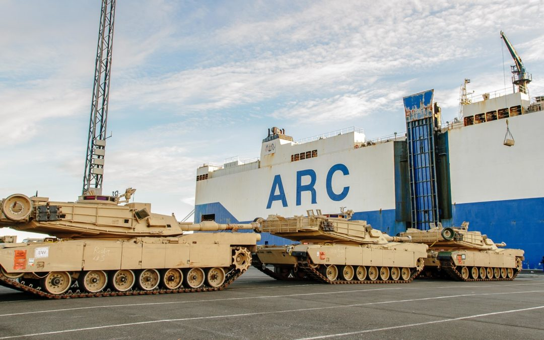 Transporting the 3rd Armored Brigade Combat Team to Europe: An Interview