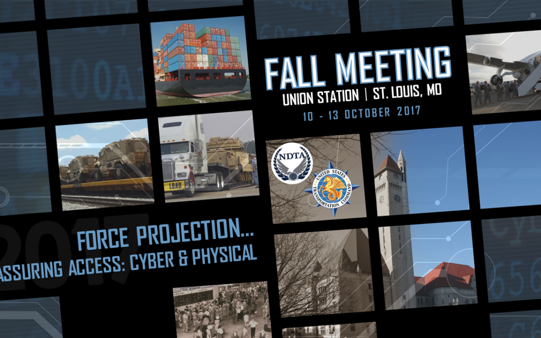 NDTA-USTRANSCOM 2017 Fall Meeting confronts challenge of assuring access