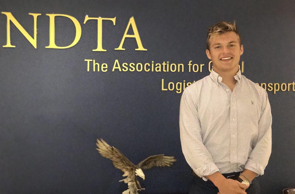 Logistics led Lucas to NDTA