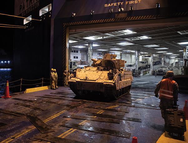 M2A3 Bradley Fighting Vehicle DTJ Online