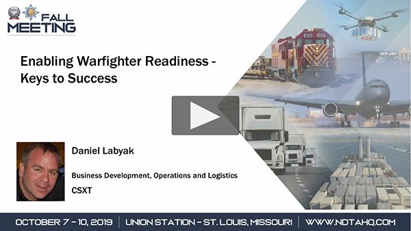 Enabling Warfighter Readiness: Keys to Success
