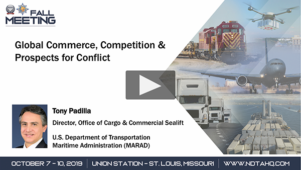 Global Commerce, Competition & Prospects for Conflict