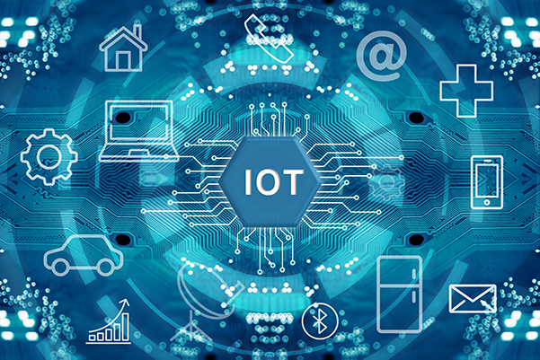 Global Supply Chain Trends and Emerging Technologies in the Internet of Things