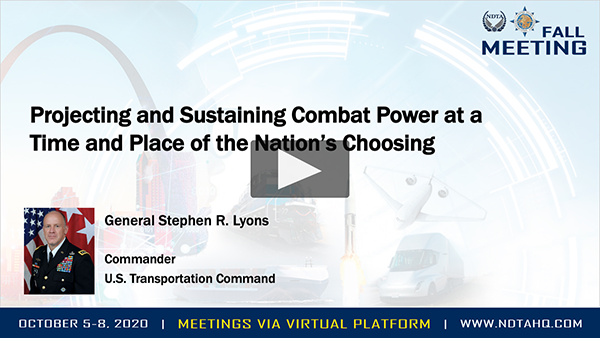 Projecting and Sustaining Combat Power at a Time and Place of the Nation's Choosing