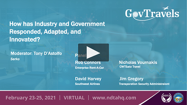 How has Industry and Government Responded, Adapted, and Innovated?