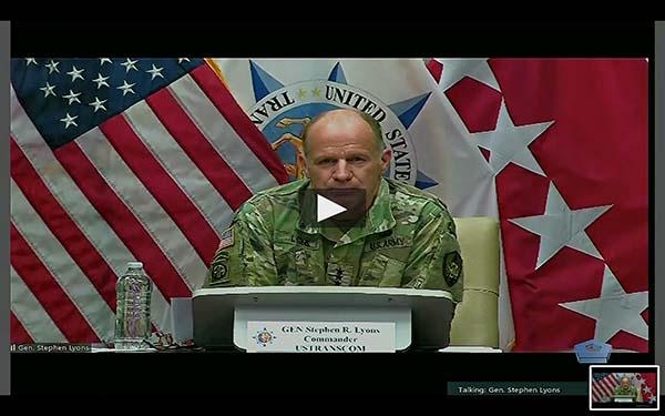 USTRANSCOM Commander Provides Insights into Afghanistan Evacuations
